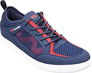 Wildcraft Men's Trail Skate 002 Navy Sneakers