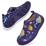Rokiemen Zapatos de Agua Niñas Descalzo Calcetines de Natación...