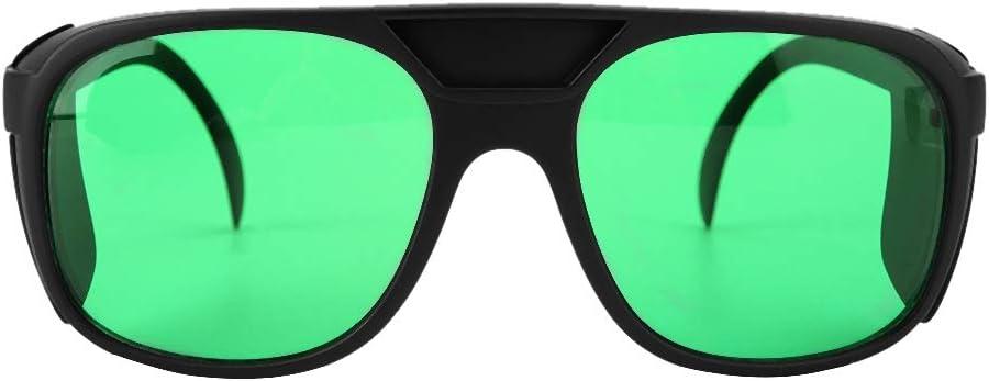 Gafas de protección anti-UV, gafas de protección de plantas LED, gafas interiores LED para la hidrocultura.