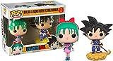 Funko 599386031 - Figuras Bulma and Goku Dragon Ball