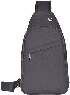 Mens Bag New Men's Casual Oxford Cloth Chest Bag Casual Business Briefcase Handbag Shoulder Bag Travel Sports Shopping High capacity