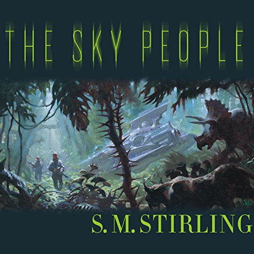 The Sky People audiobook cover art
