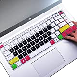 Keyboard Cover for 14' HP ProBook 440 G5 G6 G7 |HP ProBook 430 G5 |HP ProBook x360 440 G1 |HP ProBook 640 G4 G5 Keyboard Protective Cover Skin [Not fit Probook 430/440/640 G1 G2 G3 ]-Candy Black