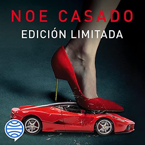 Diseño de la portada del título Edición limitada
