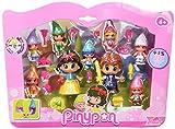 Pinypon Pack de Figuras Blancanieves y Siete enanitos (Famosa...
