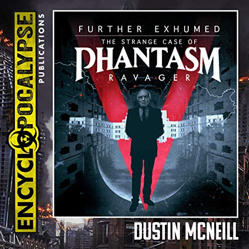 Further Exhumed Audiobook By Dustin McNeill cover art