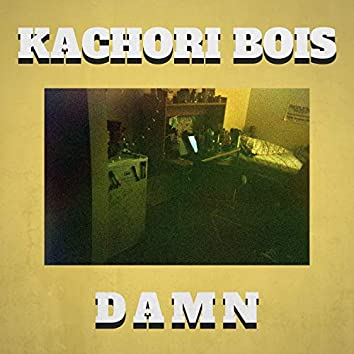 Damn (feat. Farīsīan)