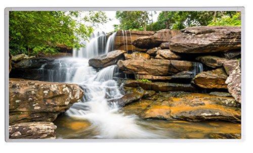 Bild Infrarotheizung (130W/300W/450W/600W/800W/1000W) mit 5 Jahren Garantie (600, Wasserfall mit Felsen)
