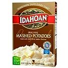 Idahoan Mashed Potatoes, Original, 13.75 Ounce (Pack of 12)
