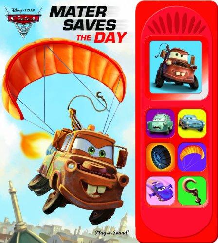 Disney Pixar Cars 2: Mater Saves the Day (Dixney Pixar Cars 2 Play a Sound)