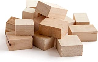 Wood Fire Grilling Co. Smoking Blocks - Red Oak Wood Chunks for Smoking (10 pounds)