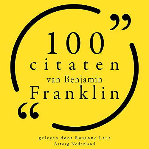 100 citaten van Benjamin Franklin Titelbild