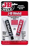 J-B Weld adhesivo con epoxi Original