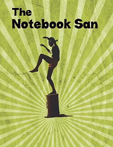 The Notebook San: Journal for the Karate Kid movie lovers, 120 lined pages, 8.5x11'