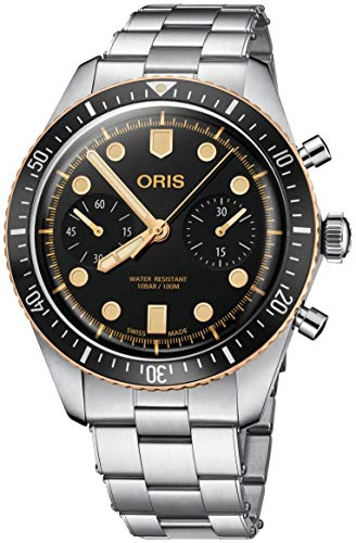 Oris Oris Divers Sixty-Five Chronograph 01 771 7744 4354-07 8 21 18