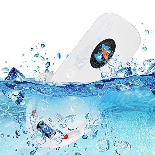 IJNUHB Skate Electrico Tablas De Surf Eléctricas para Adultos Tablas De Surf De Agua Patada De Natación Tabla De Skate para Practicar El Agua En El Parque Natación