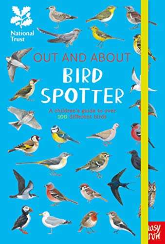 National Trust: Out and About Bird Spotter - A children's guide to over 100 different birds