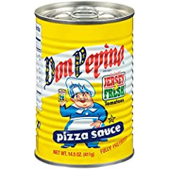 Fully prepared pizza sauce made from fresh vine ripened tomatoes This unique sauce includes pure corn oil, salt, spices and garlic Family recipe you can trust Cholesterol free Rich in taste and texture