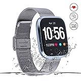 Monitor de Actividad,Reloj Inteligente de Fitness,Pantalla HD,Monitor de Actividad con podómetro/fre...