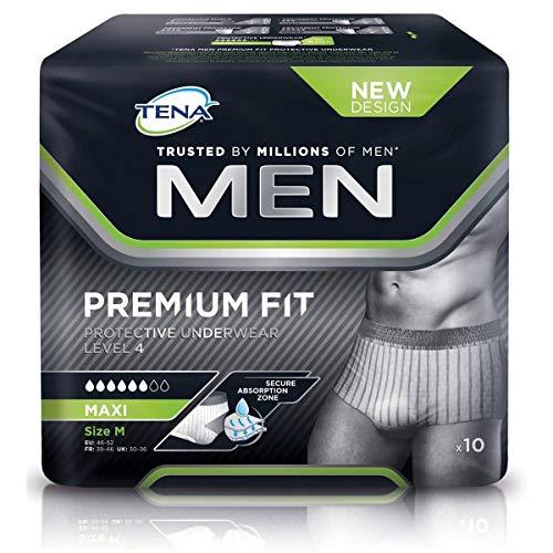 Tena For Men Premium Fit Level 4 Medium 10er Pack