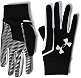 Under Armour Soccer Field Players Glove Guantes, Hombre, Negro 003, L