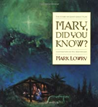 Mary, Did You Know?: The Story of God's Great Plan