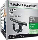 Rameder Komplettsatz, Anhängerkupplung starr + 13pol Elektrik für VW EOS (113003-05457-1)