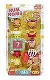 Num Noms- Deluxe Pack Series 2 Diner Jumbo Combo Muñecos coleccionables y Playsets, Multicolor (Bandai 544098) , color/modelo surtido