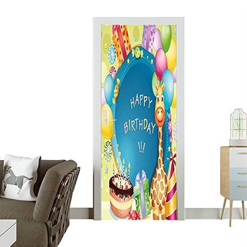 BonaMaison - Funda de cojín (100% poliéster, Funda de Almohada para Cama, Coche, sofá, casa, salón, Dormitorio, decoración de Interiores, tamaño: 65 x 65 cm – Diseñado y Fabricado en Turquía