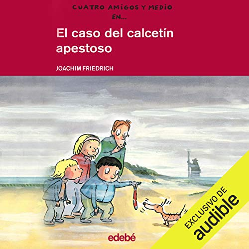 El Caso Del Calcetín Apestoso [The Case of the Stinking Sock] cover art