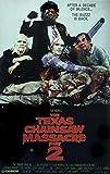 Close Up Texas Chainsaw Massacre 2 Poster (68cm x 101cm) +