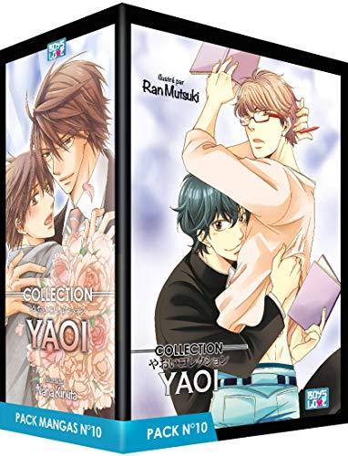 Boy's Love Collection - Pack n°10 - Manga Yaoi (5 tomes)
