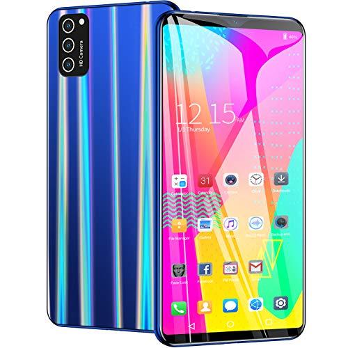 M31s Smartphone Desbloqueado 4G, teléfonos Android 9.1 desbloqueados con Pantalla FHD de 6,1 Pulgadas, 8 GB de RAM + 128 GB de ROM, batería de 4000 mAh, cámara de 18 MP
