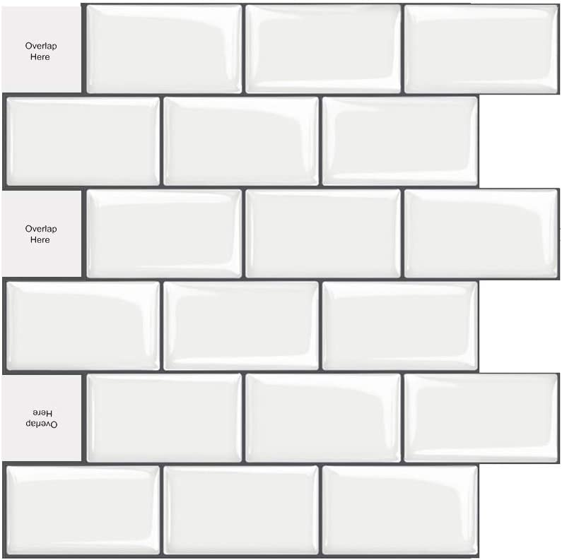 stone tiles 1 sheet peel and stick tile
