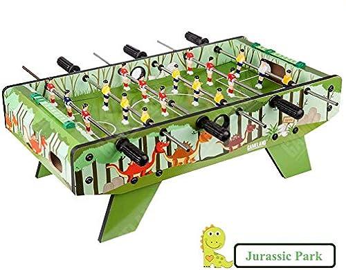 MJ-Games TischFußball, Mini-Airhockey-Tisch und Mini-Billardtisch Billardtisch für Kinder Fußballspieltisch Indoor & Outdoor Fußballspiel Kinder Erwachsene Spielzeug