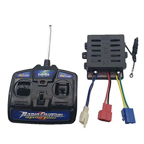 WELLYE Children's Electric Car 27mhz Universal Remote...