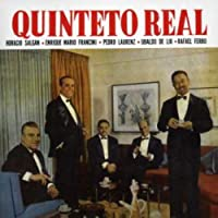 Quinteto Real by Quinteto Real (2007-06-12)