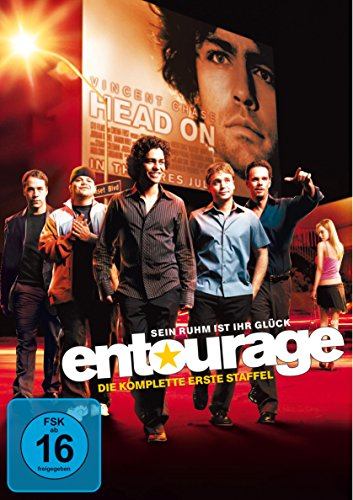 Entourage - Staffel 1 (2 DVDs)