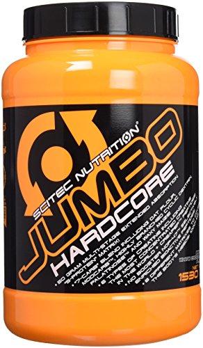 Jumbo Hardcore 1530g brittle white choc.