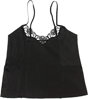 INTIMO Womens Silk Lace Camisole Top
