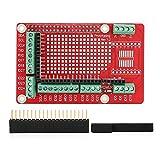 Para la placa de expansión Raspberry Pi, el módulo de protección de la placa de expansión...