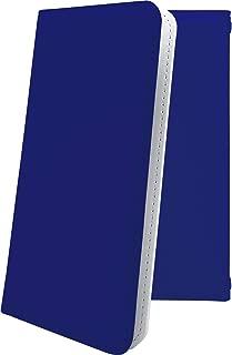 dynapocket X02T ケース 手帳型 青 無地 ダイナポケット ケース 手帳型ケース ブルー dynapocketX02T ケース 青色