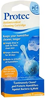 Protec Antimicrobial Cleaning Cartridge 1 Ea (2 Pack)