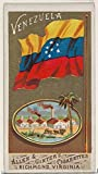 The Poster Corp ' – Venezuela from Flags of All Nations