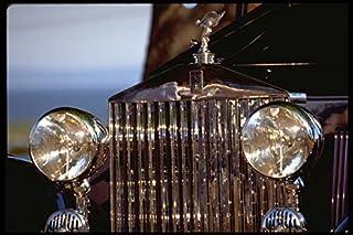 Póster fotográfico de Rolls Royce 465061, diseño de radiador, tamaño A4, 10 x 8