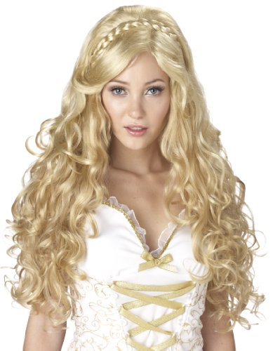 California Costumes womens Mythic Goddess Wig Adult Sized Costumes, Blonde, One Size US