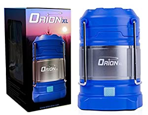Supernova Orion Rechargeable LED Lantern and Power Bank
