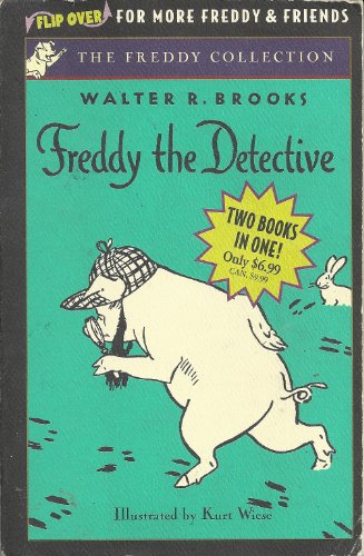 Freddy the Detective / Freddy Goes to Florida Flip Book