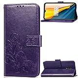 Coque pour OnePlus 7 / 6T Prime PU Cuir Flip Folio Housse Étui Cover Case Wallet Portefeuille...