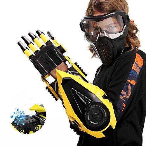 A&DW Roboterarm Wasserpistole Spielzeug für Sommer Pool Party, Hinterhof Spiele, Strand - für Kinder und Erwachsene